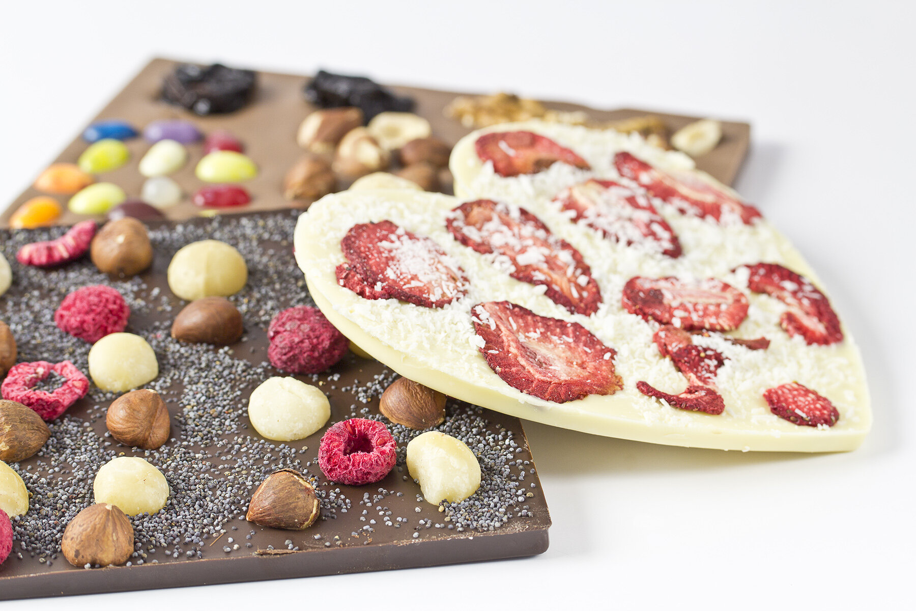 Design your own chocolate tablet