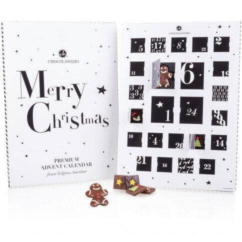 Adventskalender Black