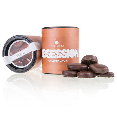 Obsession - Gember in pure chocolade