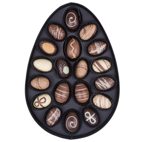 The Finest Easter Egg Green - Chocolade paaseitjes