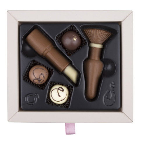 Ladies Chocolate Collection - Handtas