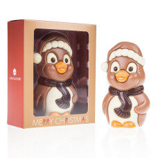chocolade figuurtje pinguin