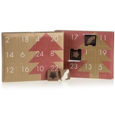 Adventskalender met napolitains